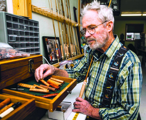 Butte fly rod builder honored