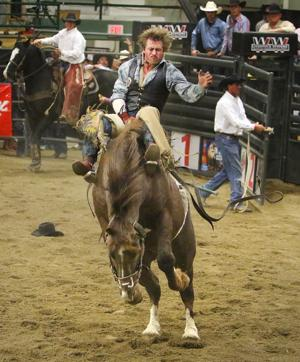 Action Photos From The Northern Rodeo Finals in Butte