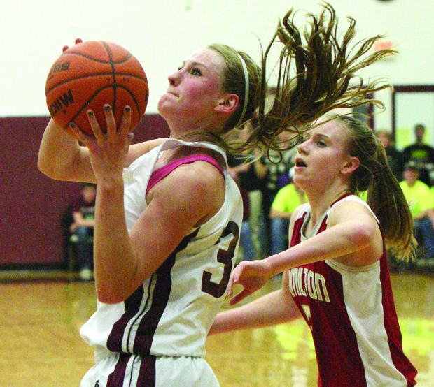 2013 Class A Girls State Basketball Finals  Maroons shoot for the title