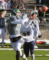 Montana Tech football team thriving on weekly challenges