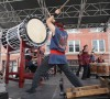 Japanese Taiko Drumming