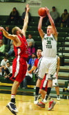 Tech men fall No. 5 Lewis-Clark State rolls to 93-75 victory over Orediggers