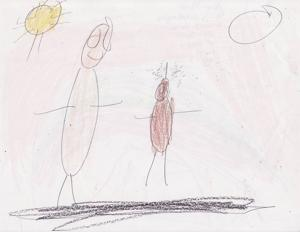 Father's Day Drawing Contest entries 2015
