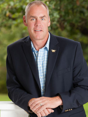 Zinke airs first TV ad in fall campaign
