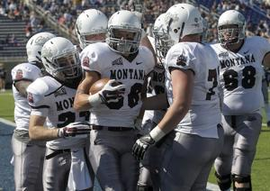 Montana vs UC Davis Football