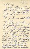 Soldier's letter home from Iwo Jima
