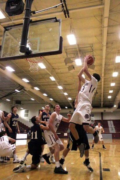 Visiting Beavers claw past Maroons - Cold shooting hurts ...
