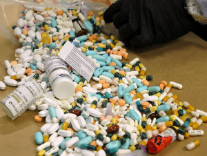 In Missoula County evidence locker, potentially deadly prescription drugs pile up
