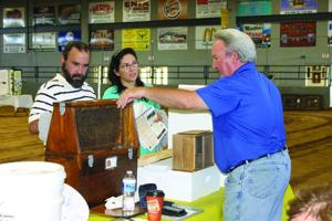 Bees buzz at local workshop