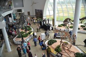Discovery Park of America (ground floor)