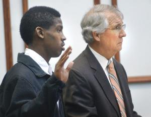Jackson pleads guilty
