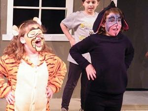 From Pooh to Shrek, a trio of children's favorites to be presented at Playhouse