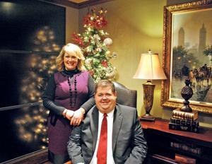 Chuck and Sarah Jones