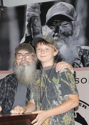 si robertson wife and kids informationdailynews com si robertson wife