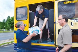Rotary collecting for Oklahoma