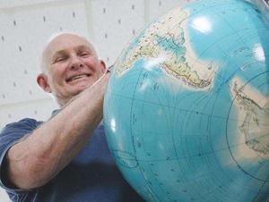 MSU professor receives state geographer nod, again