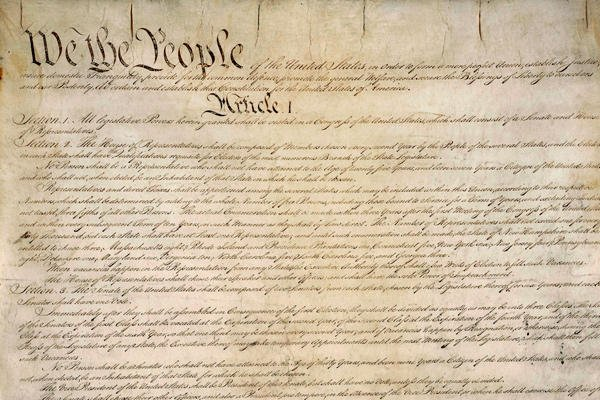 Us constitution essay