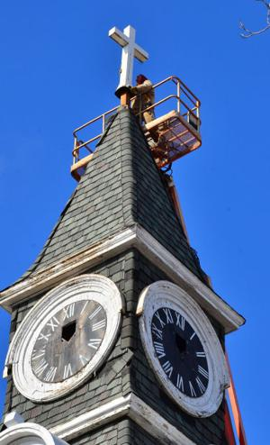 St. Mary's remove bells