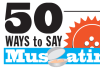 50 Ways to Say Muscatine