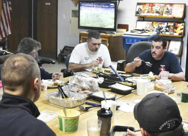Muscatine first responders must work despite the holidays
