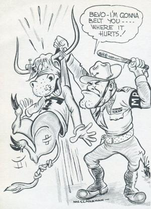 Ol Sarge cartoon 1955