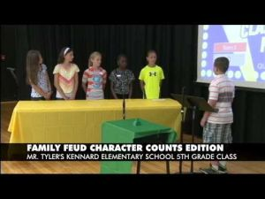 CHARACTER COUNTS AT KENNARD ELEMENTARY 2014 1