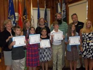 american legion essay contest 2014 winners