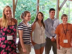 Izaak Walton Chapter awards four scholarships