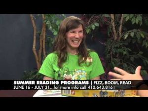 Summer Reading Programs for all ages at QA Free Library branches