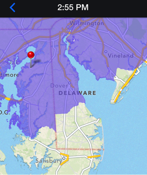 Winter Storm Advisory: starting 3 a.m. Tuesday