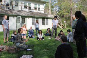 Earth Day at the Gunston School