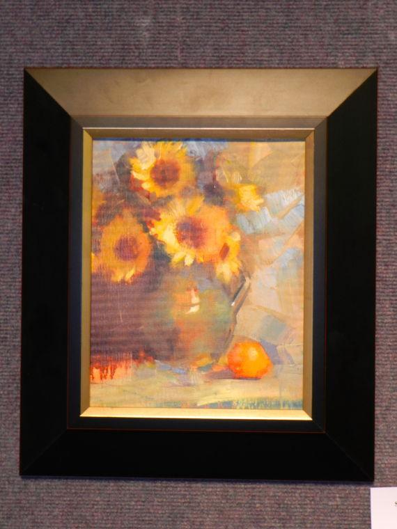 Jonathan Shaw Original Oil Paintings