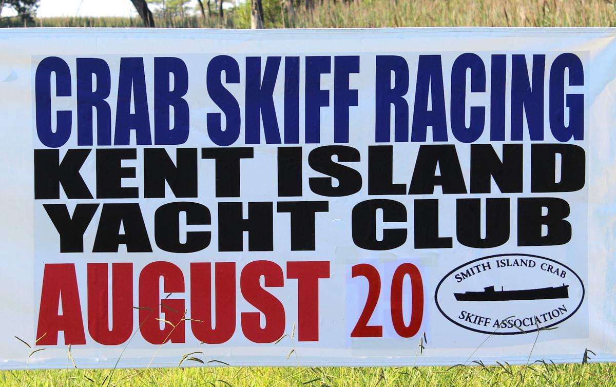 wooden boat regatta held at the kent island yacht club