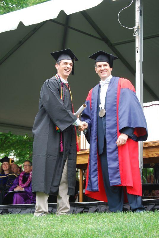 Washington College Commencement