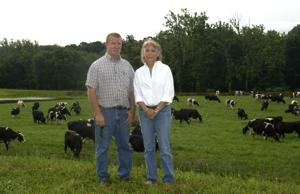 Horizon dairy farm managers