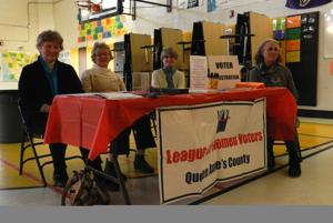League of women voters essay contest