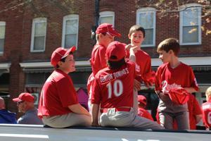 Denton Little League Parade - 2016