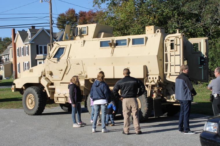 Queen Anne's County Sheriff's Office Open House