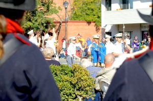 Ceremony held in Centreville to honor local veterans of the War of 1812