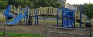 Centreville wharf playground