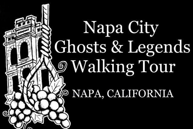 Napa City Ghosts & Legends Walking Tours