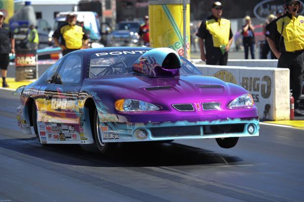 Drag racing, mod series descends upon Sonoma Raceway