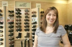 Singing the praises of comfort footwear at Lark Shoes