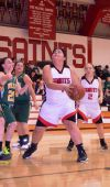 Wolverines sweep Lady Saints in league clash
