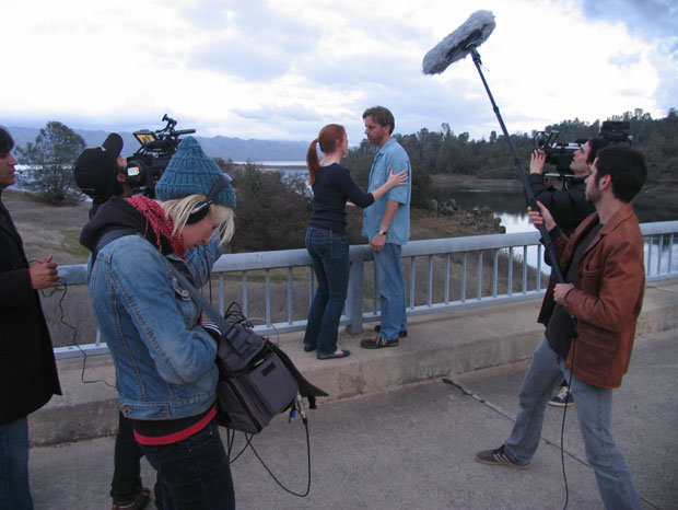 Lake Berryessa Becomes Movie Set For Indie Film Local