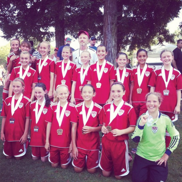 Cherry Island Soccer Tournament