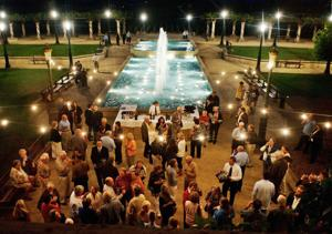 Events of summer in Napa Valley