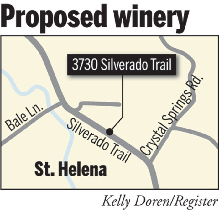 Planners approve Silverado Trail winery despite objections