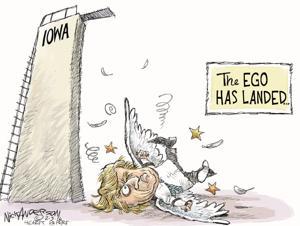 The Week in Cartoons