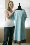 LaborLooks Maternity Hospital Gowns